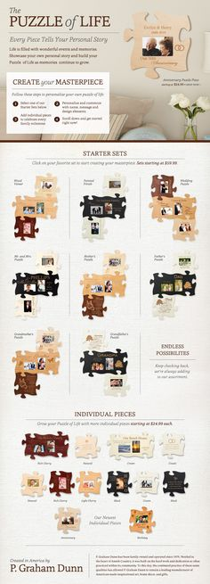 35 best Puzzle Piece Frames & Signs images on Pinterest | Puzzle ...