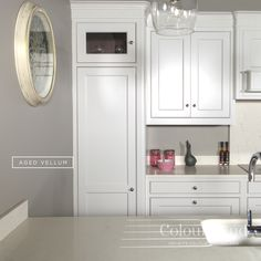 Colourtrend Paint available at Gardiner Haskins Bristol and Cirencester stores Attic Master Bedroom, Room Colors, Kitchen Design Images, Log Home Kitchens, Colourtrend Paint, Kitchen Colors, Kitchen Colour Schemes, Color Trends, Trending Paint Colors