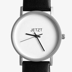 The Jetzt Watch by Jetzt Watch | MONOQI