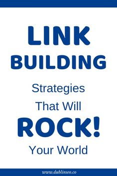 Link Building Strategies you can use today to build the authority of your website significantly Seo Marketing, Content Marketing, Seo Help, Seo Basics, Seo For Beginners, Guide To The Galaxy, Seo Tips, Business Tips, How To Start A Blog