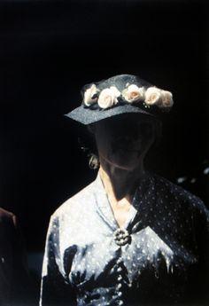 Saul Leiter, Quand le noir devient pouvoir de mise en scène ,1958