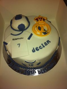 Image result for real madrid cakes
