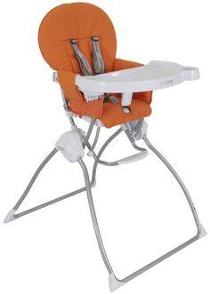 Joovy Nook Highchair, Orangie