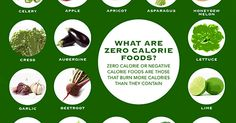 Without doubt, we can lose weight easier if we could eat on calorie-free foods throughout the day. Look at this zero calorie food chart to find out which...
