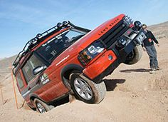 Box gap..... Made ya look!!!!!!! Land Rover Discovery G4 Edition . boxing gaps from here........ To everywhere!