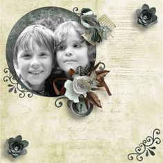 """Tender Memories"" kit & templates by Angel's Designs & Moos'scrap Designs http://scrapbookbytes.com/store/manufacturers.php?manufacturerid=260 https://www.myscrapartdigital.com/shop/collaborations-c-14/"