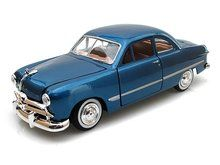 Motor Max 1/24 Scale 1949 Ford Coupe Blue Diecast Car Model 73213 www.DiecastAutoWorld.com 2312 W. Magnolia Blvd., Burbank, CA 91506 818-355-5744 AUTOart Bburago Movie Cars First Gear GMP ACME Greenlight Collectibles Highway 61 Die-Cast Jada Toys Kyosho M2 Machines Maisto Mattel Hot Wheels Minichamps Motor City Classics Motor Max Motorcycles New Ray Norev Norscot Planes Helicopters Police and Fire Semi Trucks Shelby Collectibles Sun Star Welly