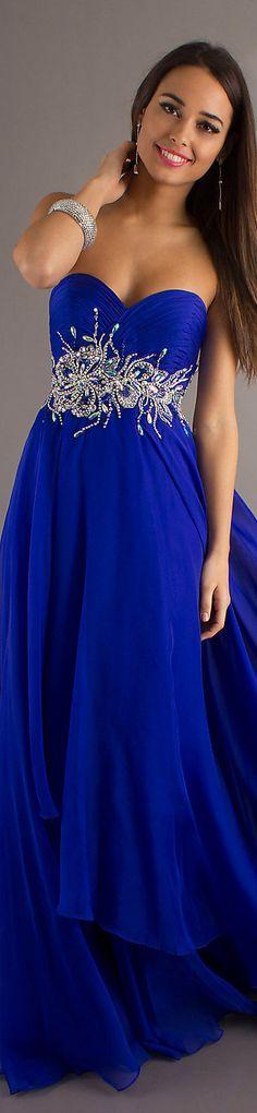 Formal long dress #strapless http://www.wedding-dressuk.co.uk/prom-dresses-uk63_1