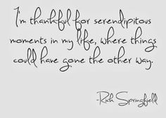 Fashion + Serendipity: QOTD - Rick Springfield