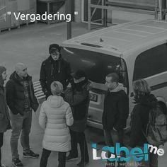 """"""" Vergadering """" #LabelMeFilm #making_of MEER_WETEN? #LMF"""
