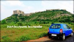 Tijara Fort Alwar: Go, Not Knowing Where. Bring Not Knowing What. The Path Is Long. The Way Unknown!! #Alwar #Tijara