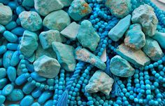 """Iran - """"the turquoise land"""". Neyshabur turquoise mines that have supplied the world with turquoise for at least two millennia. Pierre Turquoise, Shades Of Turquoise, Turquoise Stone, Turquoise Jewelry, Turquoise Water, Green Turquoise, Healing Stones, Crystal Healing, Water Element"""