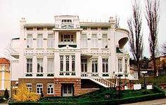Частные особняки и дачи Кисловодска