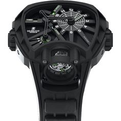 Hublot Masterpiece MP-02 Key of Time Watch