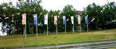 Uitkijkpunt Traianusplein in Nijmegen, Gelderland