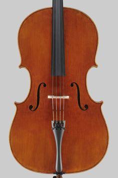 Daniele Scolari - Violoncello modello Domenico Montagnana (1735) - anno di costruzione 2009