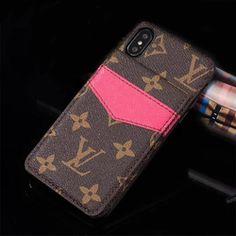 Monogram LV Style AirPods Leather Case Slim Iphone Case, Iphone Cases, Leather Case, Pu Leather, Feel Unique, Perfect Fit, Monogram, Louis Vuitton, Style