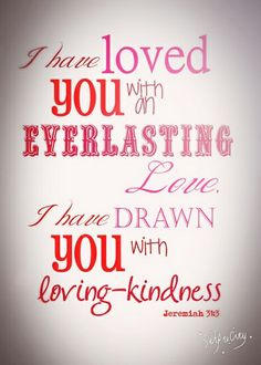 Jeremiah I love how God's love is unconditional for each and everyone of us. but the greatest of these is love. How He Loves Us, God Loves You, Quotes About God, Quotes To Live By, Bible Quotes, Bible Verses, Godly Quotes, Jesus Quotes, Qoutes