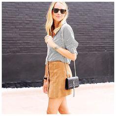 """Styling this skirt again on FJ! I linked additional options as well! //  @krlmyr // @topshop @liketoknow.it www.liketk.it/1Iezr #liketkit"""