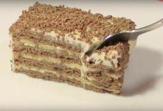 Торт без выпечки за 5 минут — простой и вкусный