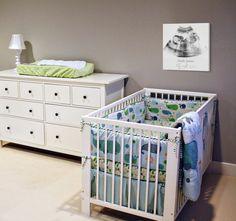 Sonogram Frame Idea Baby Boys Room Decor 10x12 On Professional Canvas
