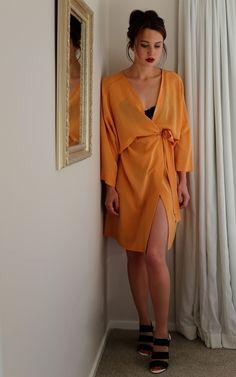 Miss Crabb dress