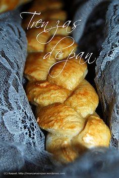 Trenzas de pan