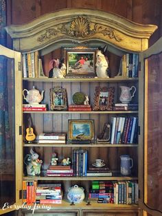 What Do I Do With My Bookcases? – Everyday Living