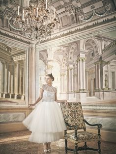 16 fairytale wedding gowns for the modern bride come to life in this breathtaking photoshoot: