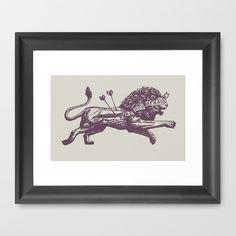 Be Not Afraid Framed Art Print by Scott Erickson - $40.00