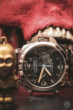 LUMINOR PANERAI MEN'S WATCH. #WATCH