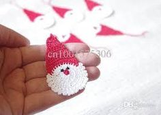 Image result for crochet christmas decorations