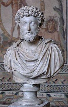 Marco Aurelio, emperador romano y filósofo estoico (121-180)