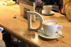 Derenko//coffee//Zugvogel//airport Vienna Vienna, Coffee, Tableware, Kaffee, Dinnerware, Dishes, Cup Of Coffee, Coffee Art