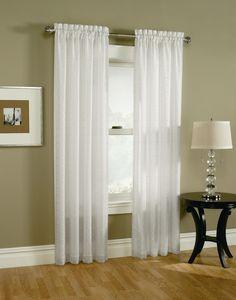 Renee Single Curtain Panel