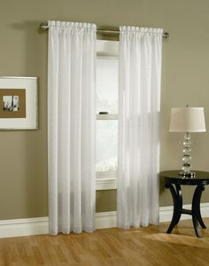 Renee Single Curtain Panel