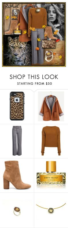 """""""nature colors"""" by giampourasjewel ❤ liked on Polyvore featuring LifeProof, Marc Jacobs, TIBI, Sam Edelman, Vilhelm Parfumerie and Dolce&Gabbana"""