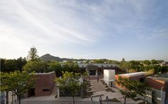 Gallery of Hong-Hyun Bukchon Information Office and Facilities / Interkerd Architects - 16
