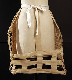 Bustle  Date: 1870s Culture: American Medium: [no medium available] Dimensions: [no dimensions available] Credit Line: Gift of Estate of Mary Le Boutillier, 1945 Accession Number: C.I.45.79.1