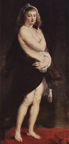 Peter Paul Rubens Women | Think of H l ne Fourment she too liked furs and the other zaftig women
