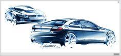 VW Concept coupe random skts