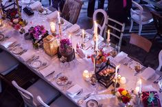 PG Bison Sales Awards #aliceinwonderland #tablesetting