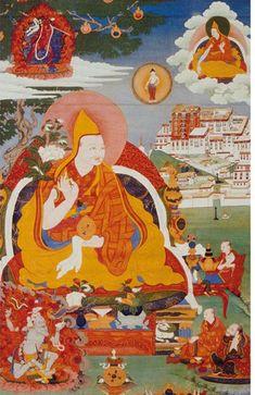 Why would the dalai lama write a praise to Dorje Shugden during the 5th and 14th dalai lama?
