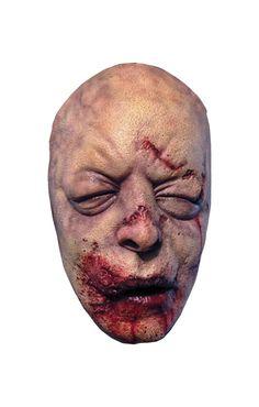 The Walking Dead Zombie Maske #HalloweenMask #Mask #LatexMask #HorrorMask #Zombie #ZombieMask #WalkingDead #TheWalkingDead