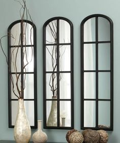 Love Mirrors That Look Like A Window Home Decor Ideas In