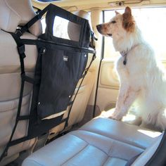 Share for $5 off your purchase of $40 or more!  Kurgo Backseat Dog Barrier