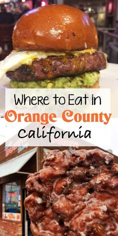 Five awesome places to eat in Orange County California california travel tips where to eat in california where to eat in california los angeles where to eat in california meals where to eat in california things to do in where to eat in california wh Orange County California, Irvine California, Anaheim California, California California, Disneyland California, Food Places, Best Places To Eat, Orange County Restaurants, San Diego