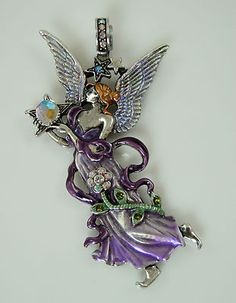 Kirks Folly Earth Angel Magnetic Enhancer to wear with your mag. necklace