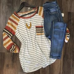 STITCH FIX FALL FASHION 2017! Sign up today to have items like this delivered to your doorstep. Your own personal stylist will hand select 5 items for you in every FIX. On your schedule! Sign up now by clicking this pic!! #sponsored