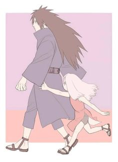 |Madara & Sakura ❖ MadaSaku ❖ Мадара и Сакура|